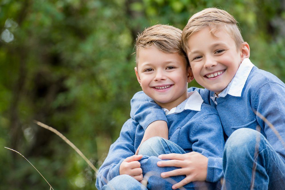 Professioneller Fotograf für Familienfotos Kinderfotos
